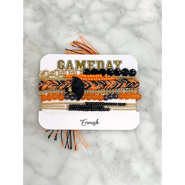 Gameday Carey Mixer Bracelet Set
