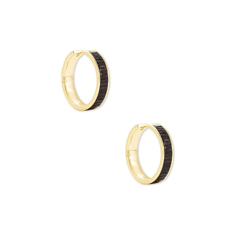 Gold Black Spinel