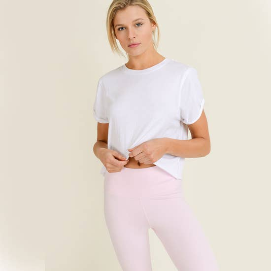 Supima Cotton Crop Top