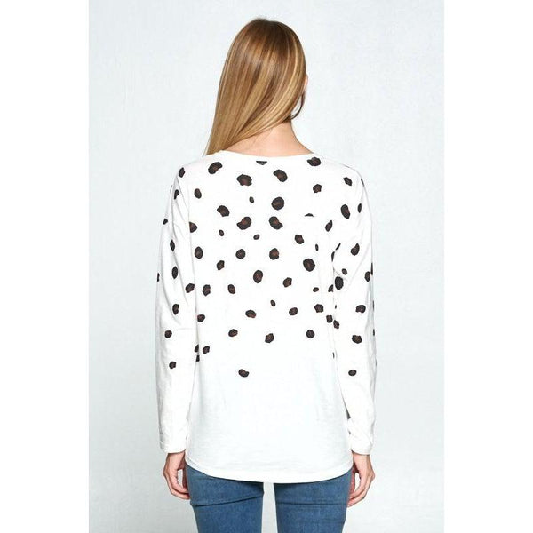 Touch And Go Leopard Long Sleeve