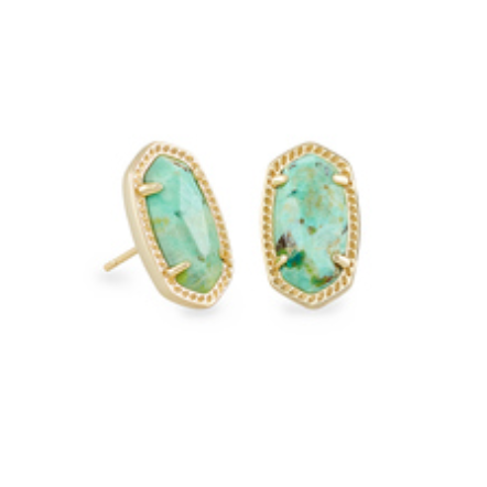 Gold Sea Green Chrysocolla
