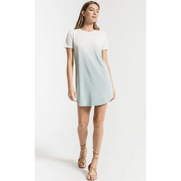 The Ombre Dip Dye Dress