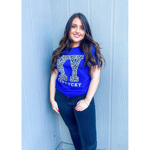 "Kentucky Fierce ""K"" Tee"