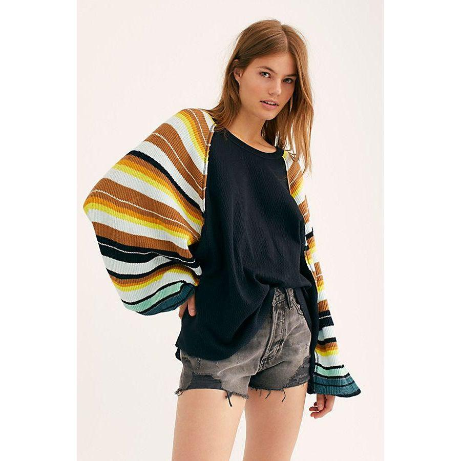 Rainbow Dreams Knit Top