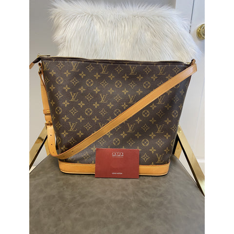 LV Sharon Stone Hobo Monogram