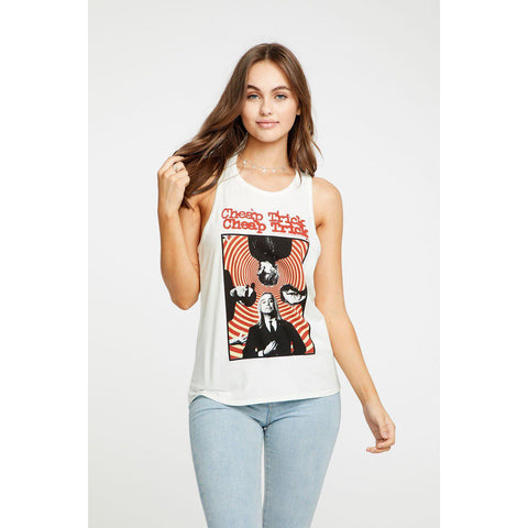 Cheap Trick Band Tank