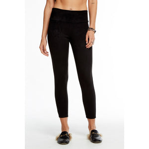 Jaded High-Rise Black Leggings