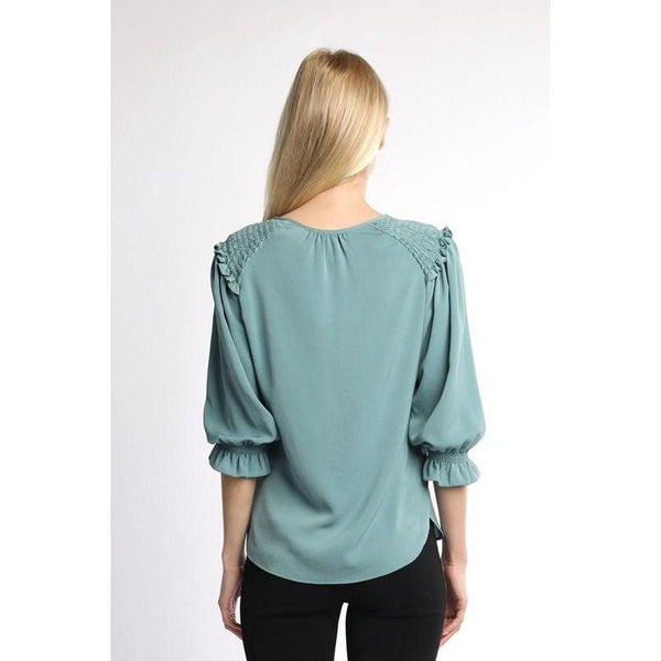 Seafoam Dreams Blouse