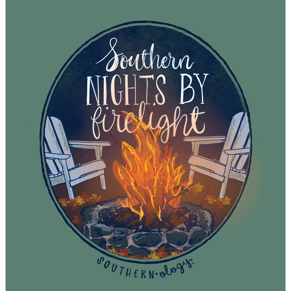 Southern Nights by Firelight