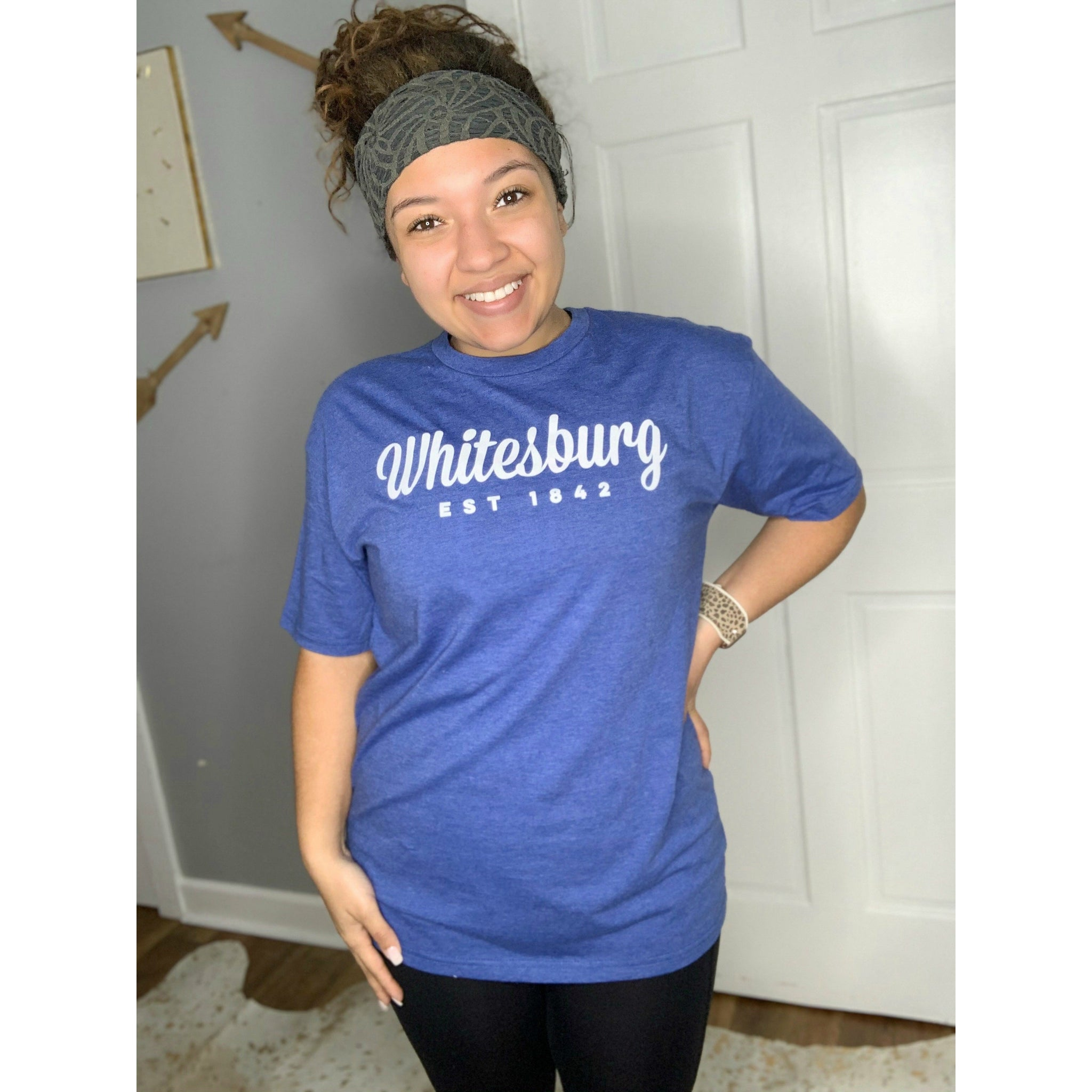Shop Local Whitesburg Tee