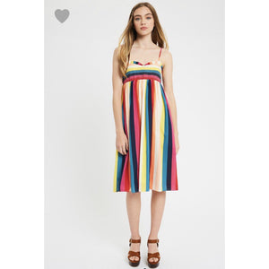 Candy Land Dress