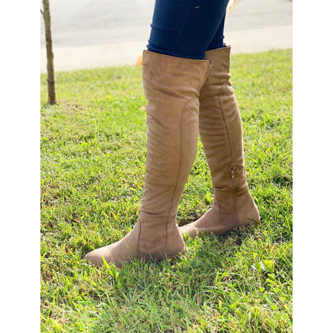 Harlow Over The Knee Boot
