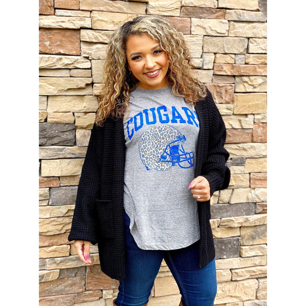 Home of the Cougars Tee