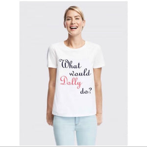 What would dolly do Tee XL