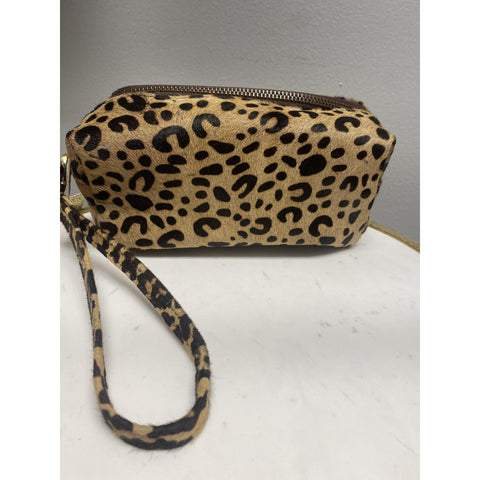Petra Toiletry Bag Cheetah Print