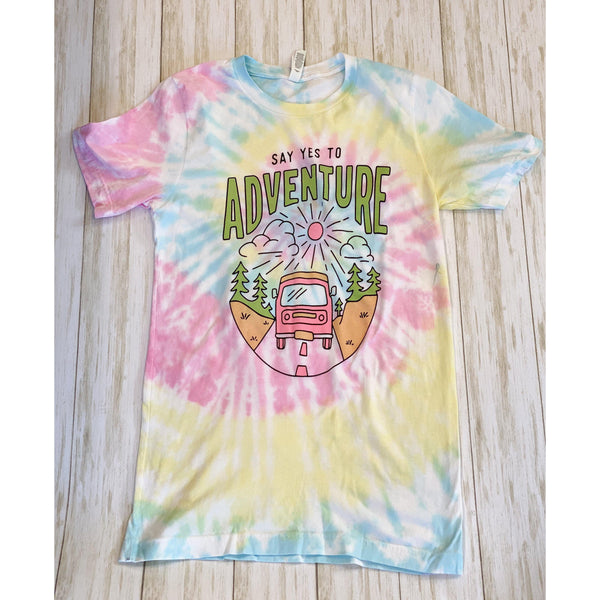 Take Me On An Adventure Tee