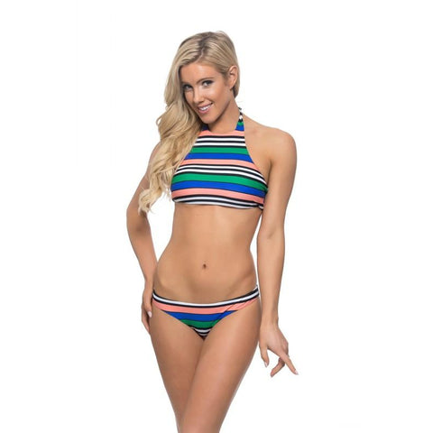 Mad Stripes Swimsuit