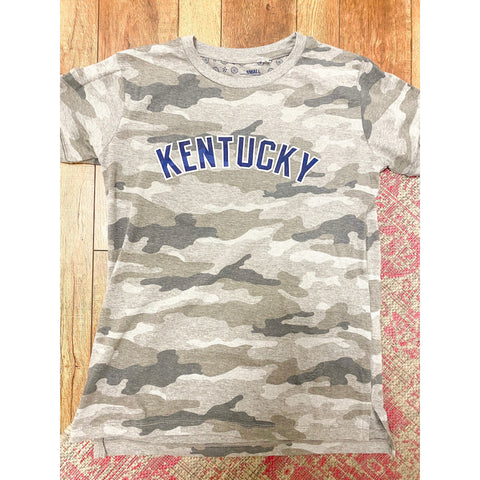 Kentucky Gillian Camo Tee