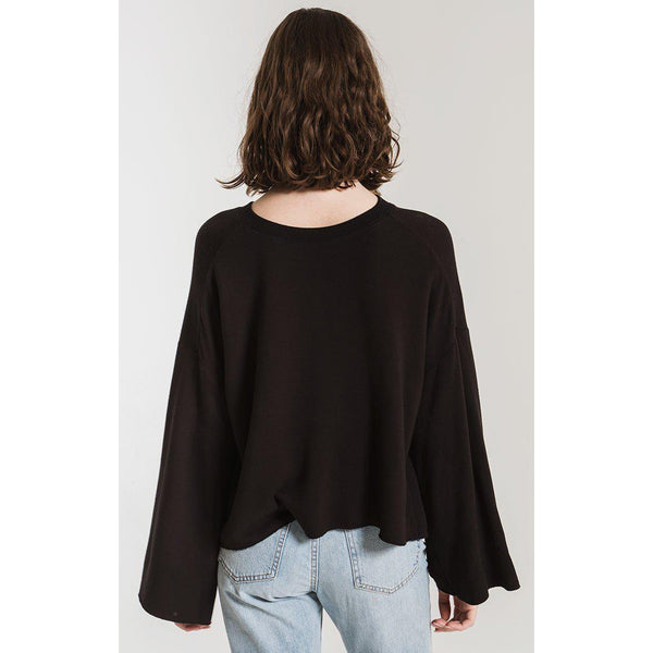 Premium Fleece Flare Top