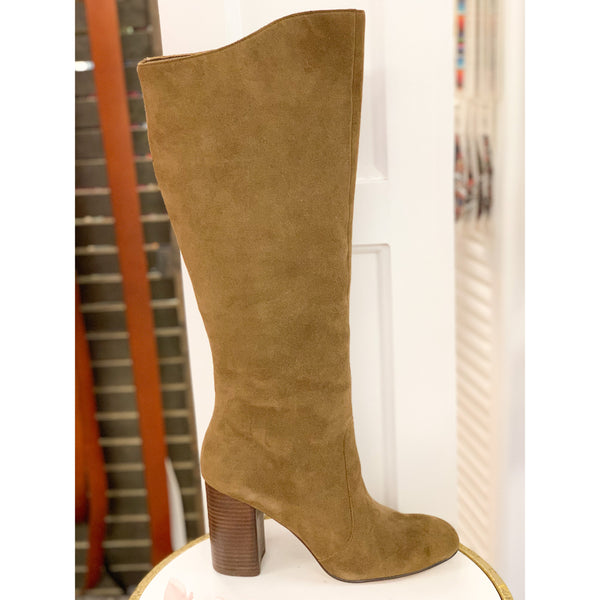 DV Rhea Suede Knee-High Boot