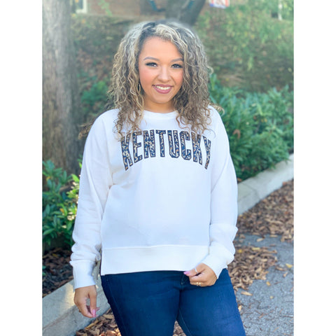 Kentucky Wild Long Sleeve