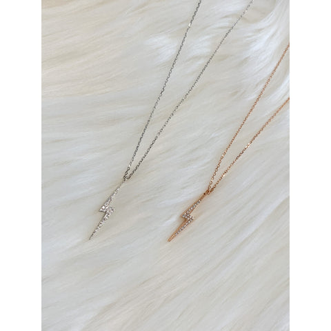 Bliss Lightning Necklace