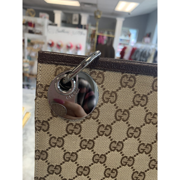 Gucci Eclipse Square Crossbody