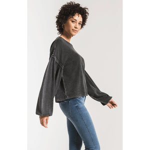 The Gathered Sleeve Top