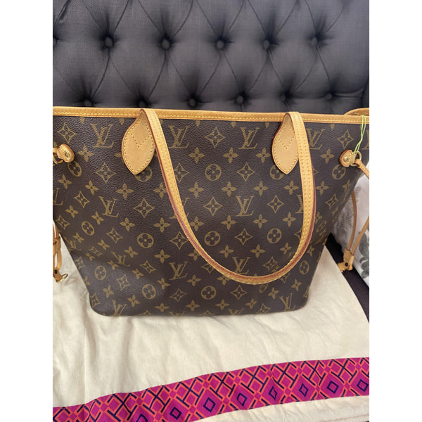 Louis Vuitton Neverfull MM*