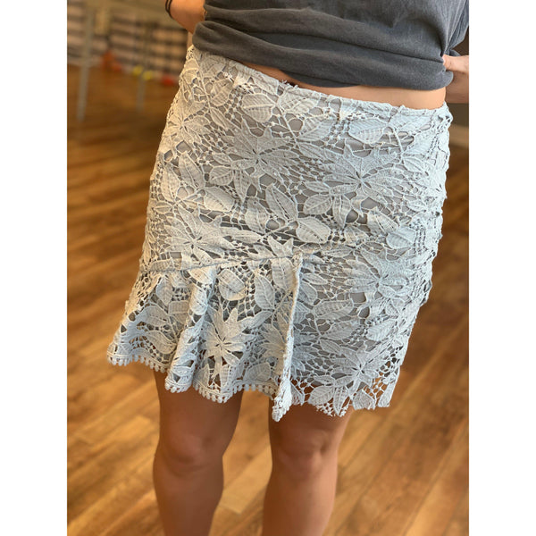 Complete Bliss Lace Skirt