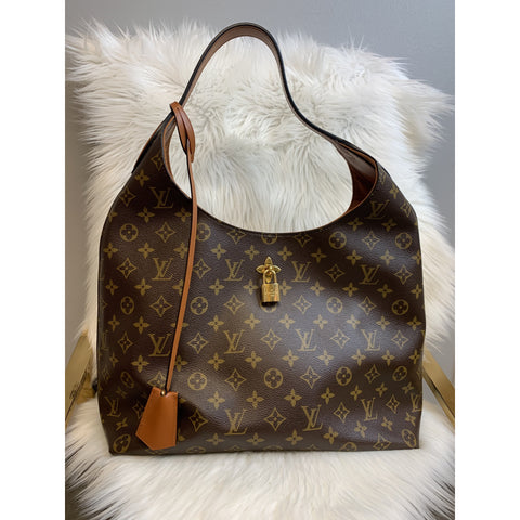 LV Flower Hobo Monogram