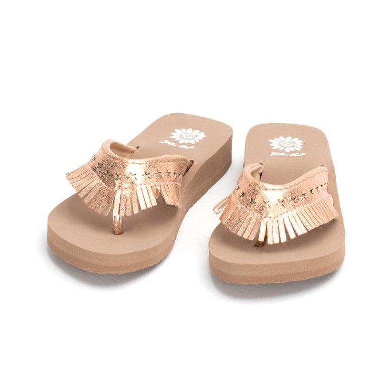 Kids Yellowbox Frills Rose Gold