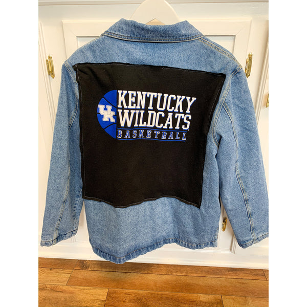Vintage Lee Kentucky Wildcat Jacket
