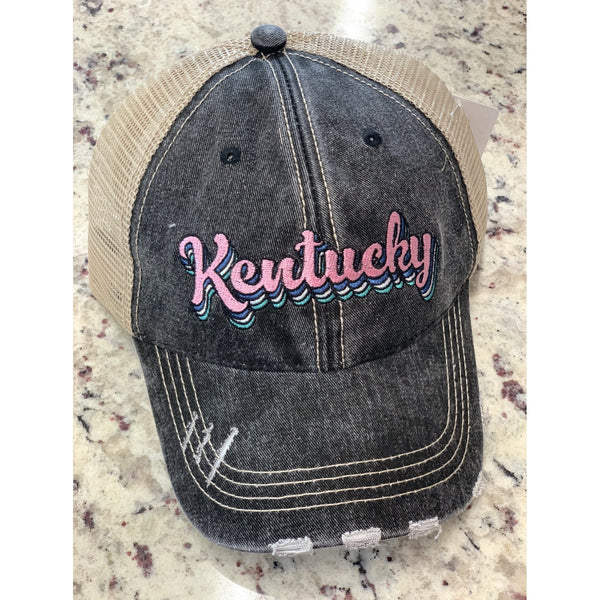 Kentucky Colorful Hat