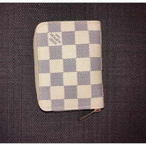 LV Damier Azure Zippy Coin Purse