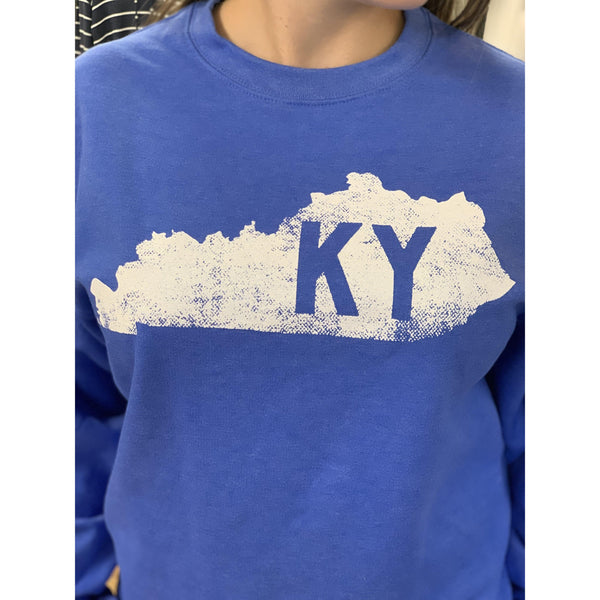 Royal KY State Sweatshirt
