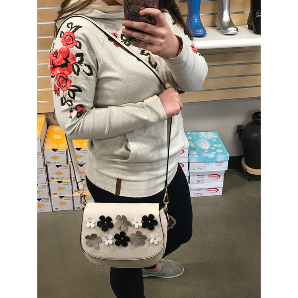 The Girlfriend Crossbody Floral