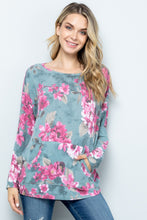 BLOOMING LOVE TOP