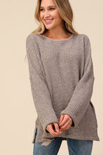 COVERING THE BASICS SWEATER