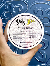 MONTECITO SHAVE BUTTER