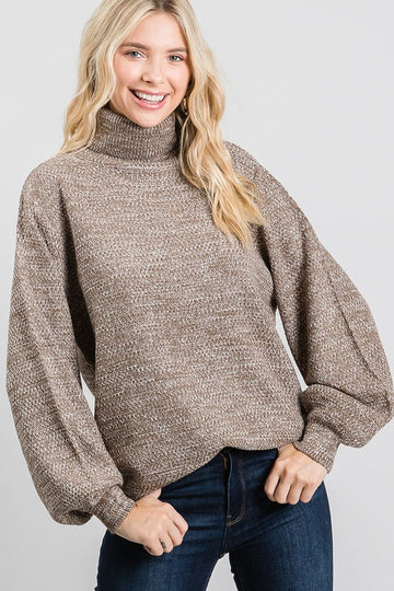 PERFECT TOUCH SWEATER