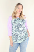 Hello Spring Raglan Top