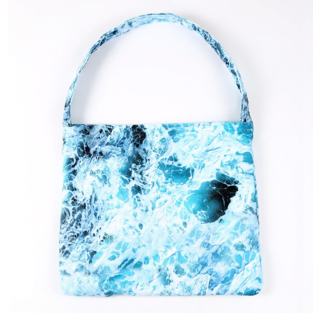 TWO IN ONE BEACH TOTE BAG