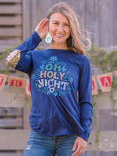 OH HOLY NIGHT TOP -BLACK FRIDAY SPECIAL