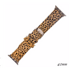 LEOPARD PRINT SMART WATCH BAND