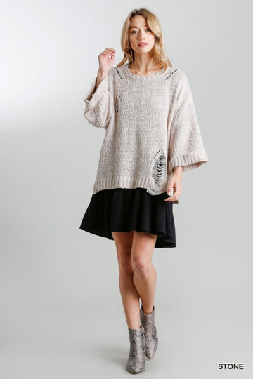 WARM FEELINGS SWEATER