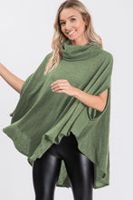 TWICE AS NICE PONCHO