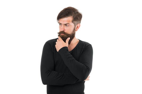 patience and ideas about your beard