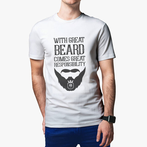 The King Beard</br> Special T-Shirt