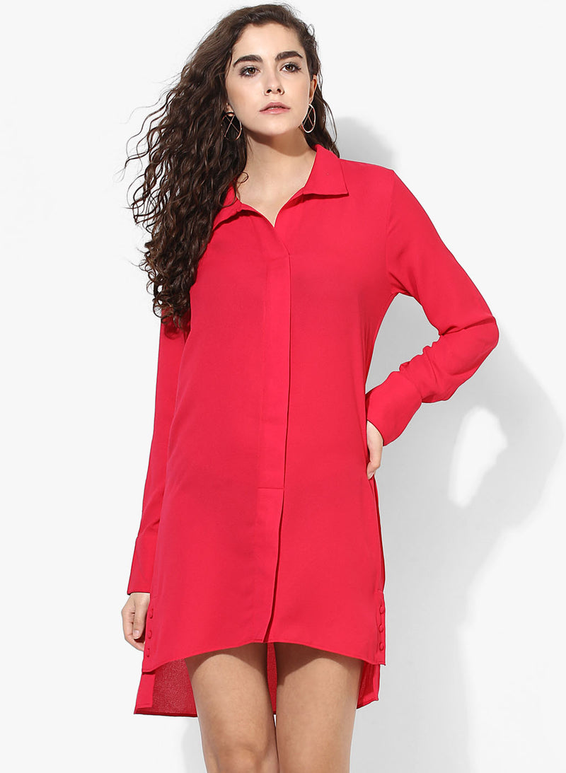 Cersei Shirt Dress(Additional 20% on 2)